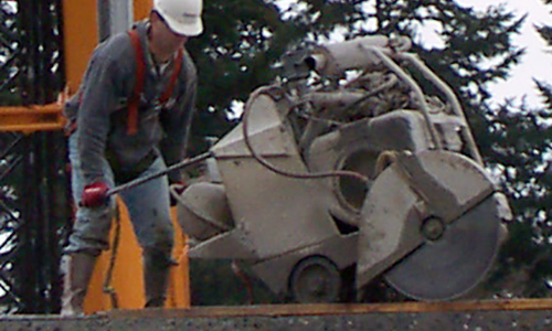 Concrete Sawing & Drilling