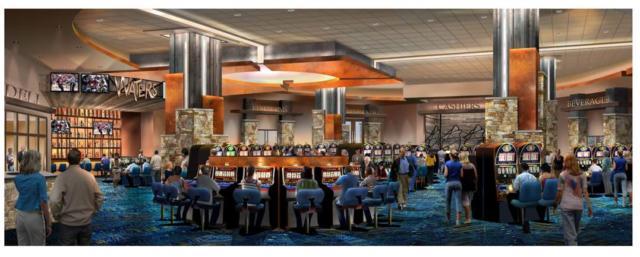 Gray Wolf Peak Casino