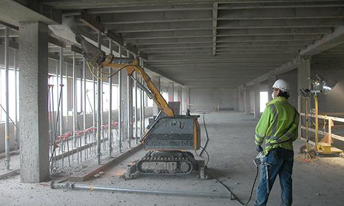 Selective Interior Demolition