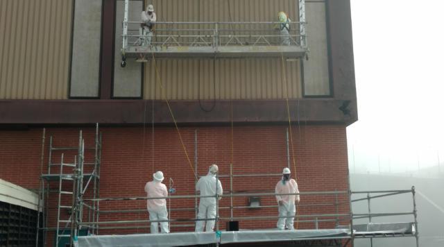 Scattergood Plant Asbestos Abatement