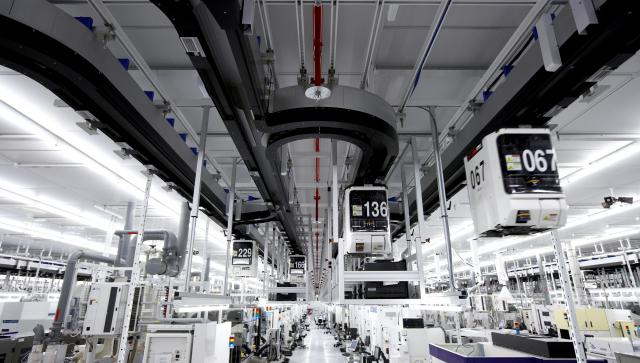 State-of-the-Art Cleanroom Facility