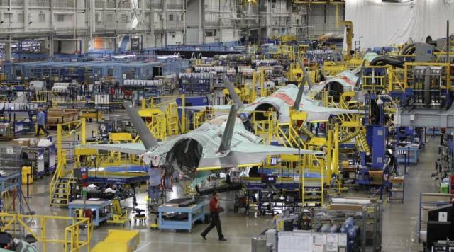 Lockheed Martin Aerospace and Missile Defense