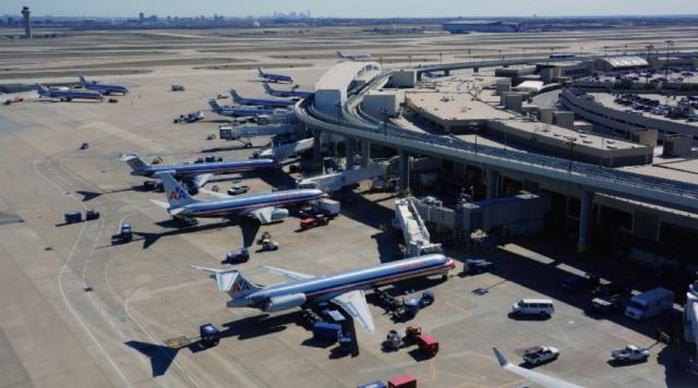 DFW Airport Terminals B & E