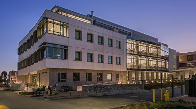 BioEngineering Building at UC Santa Barbara