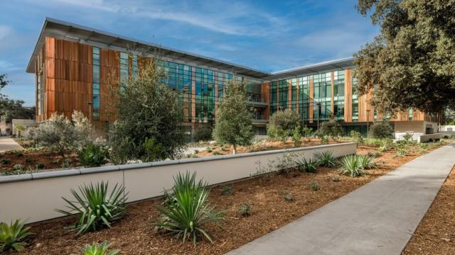 Caltech Chen Neuroscience Research Building